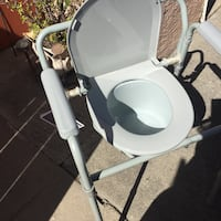 Portable potty, brand new, never used