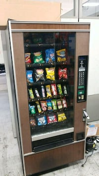 As is blowout sale firm price snack vending  Gaithersburg, 20879
