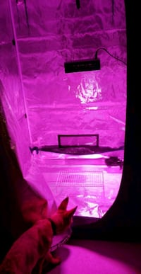 4x4x6 Grow tent w 300w light Park Forest, 60466