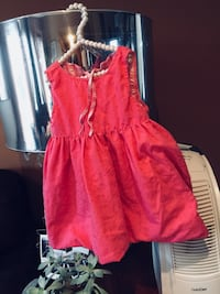 Size 12 to 18 month baby girl dress 4 each  Calgary, T3G 1X4