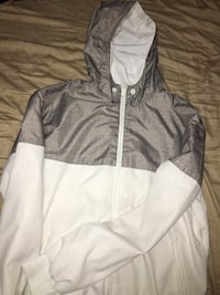 White CSG Windbreaker (Champion Sports Goods)
