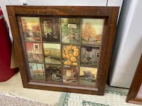 Multiple pictures in frame Stafford, 22556