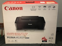 Canon printer + approx 750 A4 sheets Toronto, M3K