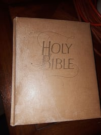 Old Bible Norfolk, 23517