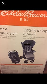 Eddie Bauer alpine 4 travel system London, N6E 2H1