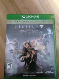 Destiny Xbox One game case Petoskey, 49770