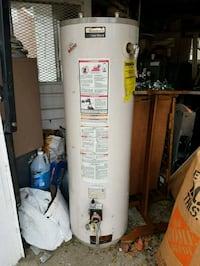 white and gray water heater Dearborn Heights