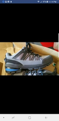 Brand new hiking shoes/boots.  Size 8.  Cabot, 72023