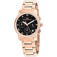 Oceanaut OC0633 Casual Riviera Rose Gold Women's Watch Toronto