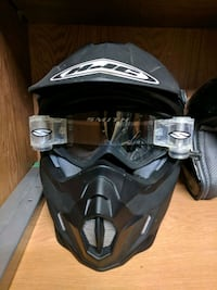 Dirtbike helmet size Large Pickering, L1W 2R3