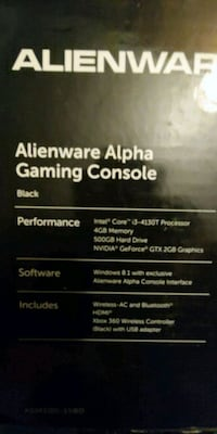 Alienware Alpha mini pc desktop South Brunswick Township, 08852