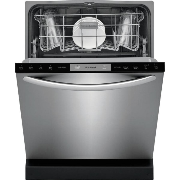 Frigidaire Model Lfid2426tf 24 In Easycare Stainless Steel Top Control Tall Tub Dishwasher