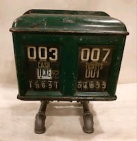 Antique Trolley fare counter  Mississauga, L5N 8C8