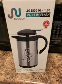 Selling perfect condition 1.6L vacuum flask Toronto, M1G 1R9