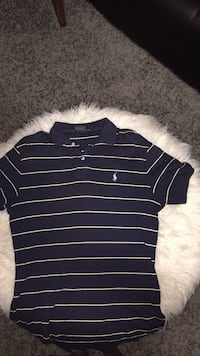 Blue Polo By Ralph Lauren Size S