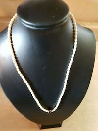 Genuine Vintage Freshwater Pearl Necklace