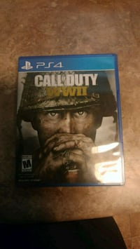 Sony PS4 Call of Duty WWII case El Paso, 79934