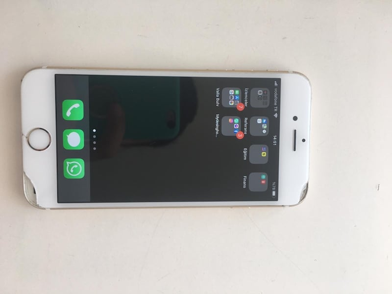 İphone 6s gold 32 gb 706cda4d-4566-49f7-9741-c00a0217a10a