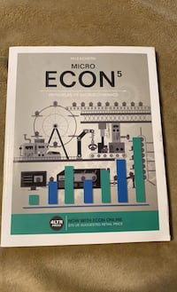 Micro Econ 5 Principles of Microeconomics - McEachern College textbook