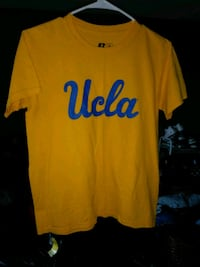 yellow and blue crew-neck shirt Downey, 90242