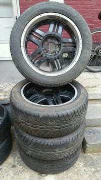 20 in Rims/tires  (4) Hagerstown, 21740