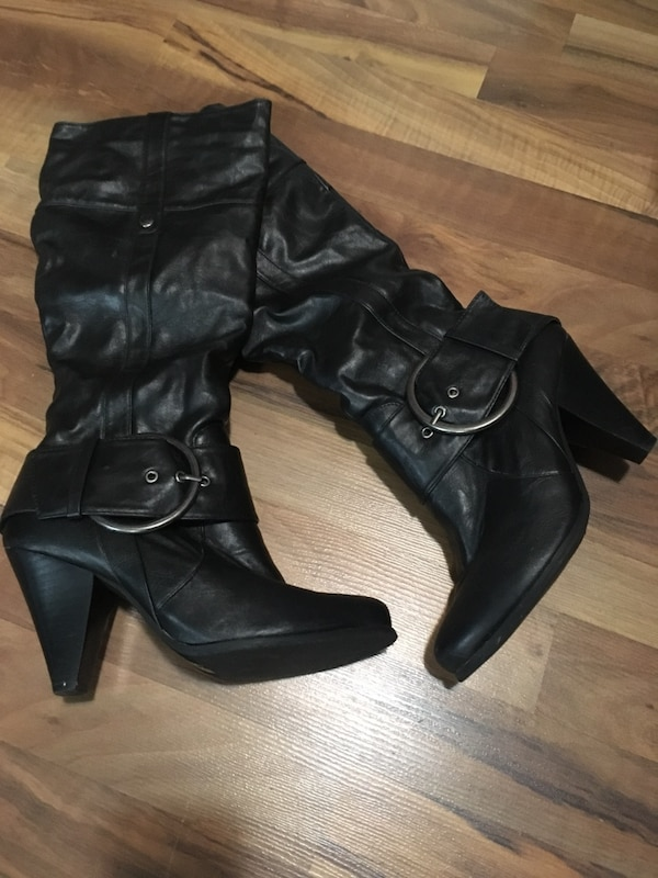 Assorted boots  Brand new or gently used Size 8-81/2 $40-60 e5b74503-dcc0-44a5-a5a0-734d56ea11ed