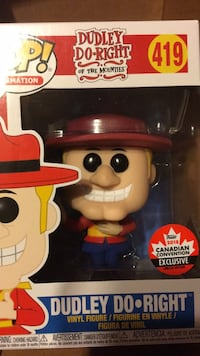 Dudley Do-Right Funko Pop Santa Ana, 92701