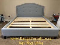 CANADIAN BED FRAME & MATTRESS MANUFACTURER! St Catharines, L2R 3W8