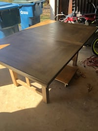 Rustic dining table Burke, 22015