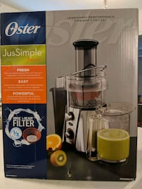 Juicer Oster JusSimple Juicer Richmond Hill, L4E