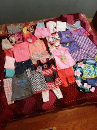 12 to 18 month summer clothes for girl  Morristown, 37814