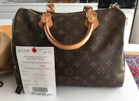 Louis Vuitton speedy väska  Mora, 433 41