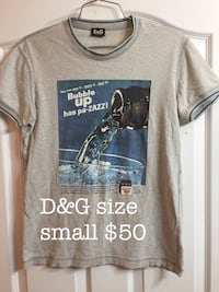 D&G size small New Westminster, V3M 1B9