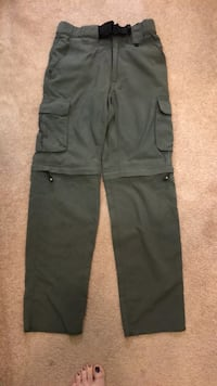 Boy Scout pants youth small Fairfax Station, 22039