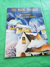 The Magic Dreidels book