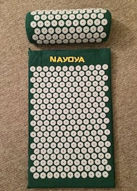 Back & Neck Pain Relief: Acupressure Mat and Pillow Set; Relieves Stress, Back, Neck, & Sciatic pain Port Saint Lucie, 34986
