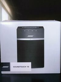 Bose Soundtouch 10 Wi-Fi Enabled Speaker Burnaby, V5B 1K9