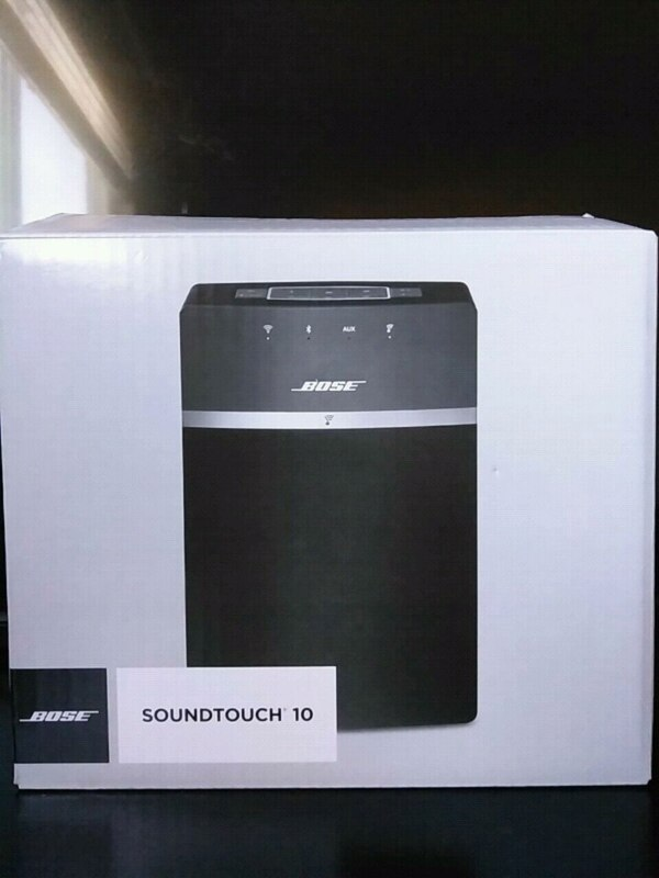 Bose Soundtouch 10 Wi-Fi Enabled Speaker