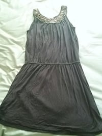 women's gray sleeveless dress Toronto, M1J 2L1