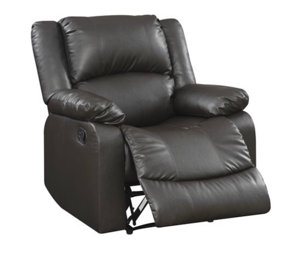 Large Recliner Single Chair in Java Leather. 8d7d3a46-401e-4783-b119-194c72fd6110