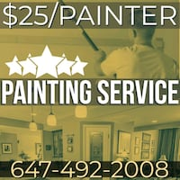 interior home painting Toronto