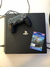 Playstation 4 Pro with $80 Gift Card St Thomas, N5R 1K6