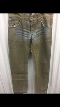 D&G stone wash jeans New York, 11220