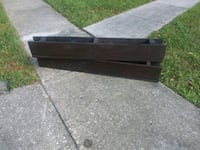 Extremely sturdy planter boxes / centerpieces Orlando, 32808