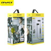 Awei ak5 sports earphones
