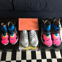 toddler's assorted shoes Longueuil, J4V 1M5