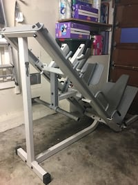gray and black exercise equipment San Leandro, 94577