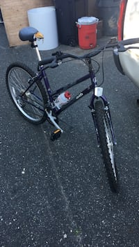 toddler's purple hardtail bicycle Rosedale, 21237