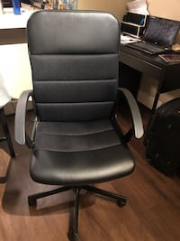 IKEA Desk Chair (Swivel chair, bomstad black) Washington, 20009