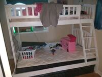Single over double bunk bed  Port Colborne, L3K 6C3